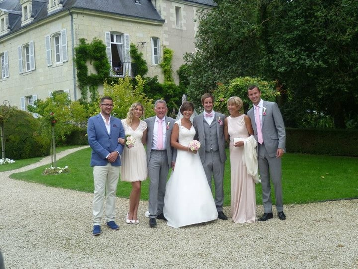 Naomi's Wedding at Chateau De Tille - French Destination Wedding Venues - Oliver's Travels