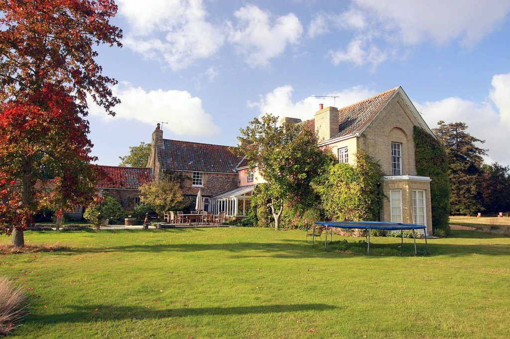 Old Rectory House - Norfolk - Holiday Homes - Oliver's Travels