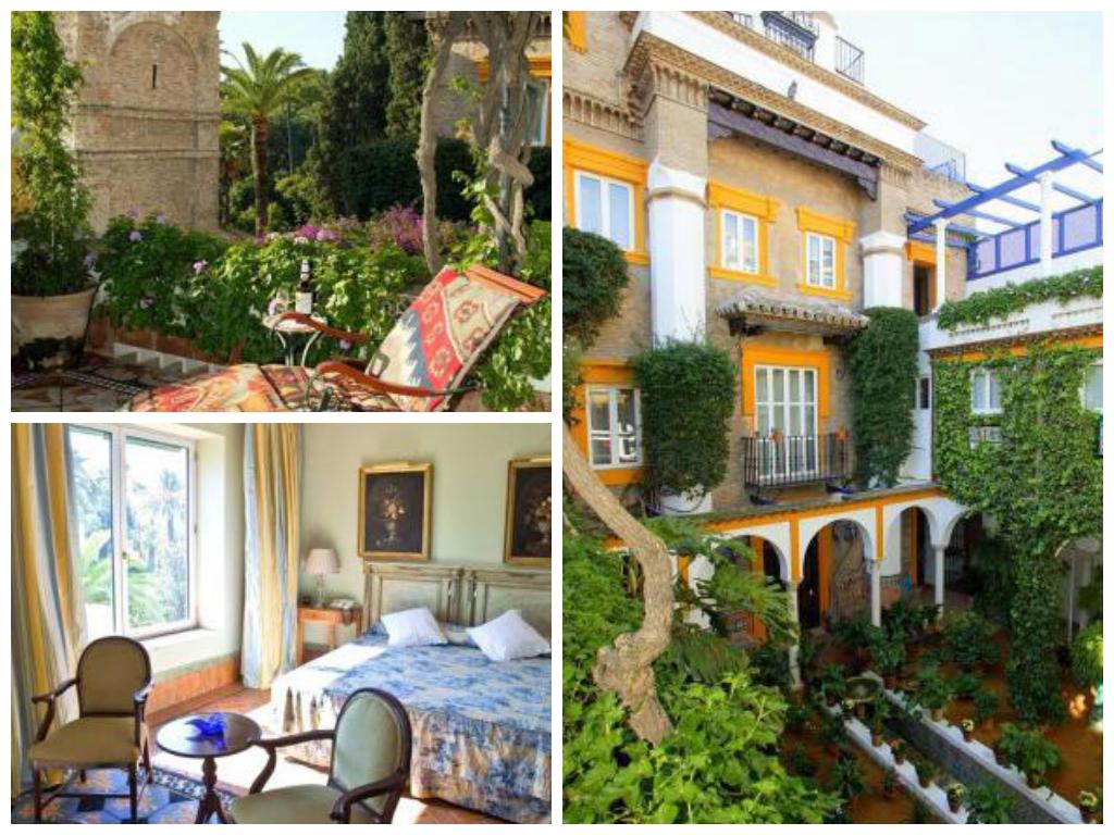 Palacio De Tenorio - Andalusia - Luxury Villas - Oliver's Travels