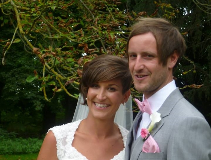 The Happy Couple! - French Destination Wedding Venues - Oliver's Travels