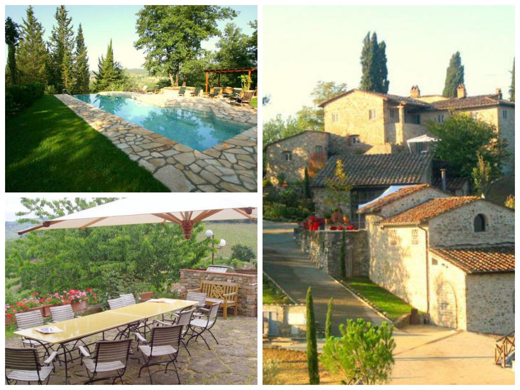Villa Bernardo - Tuscany -Villas in Italy - Oliver's Travels