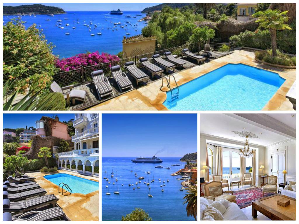 Villa Sol - French Riviera (Cote D'Azur)  - Luxury Villas - Oliver's Travels