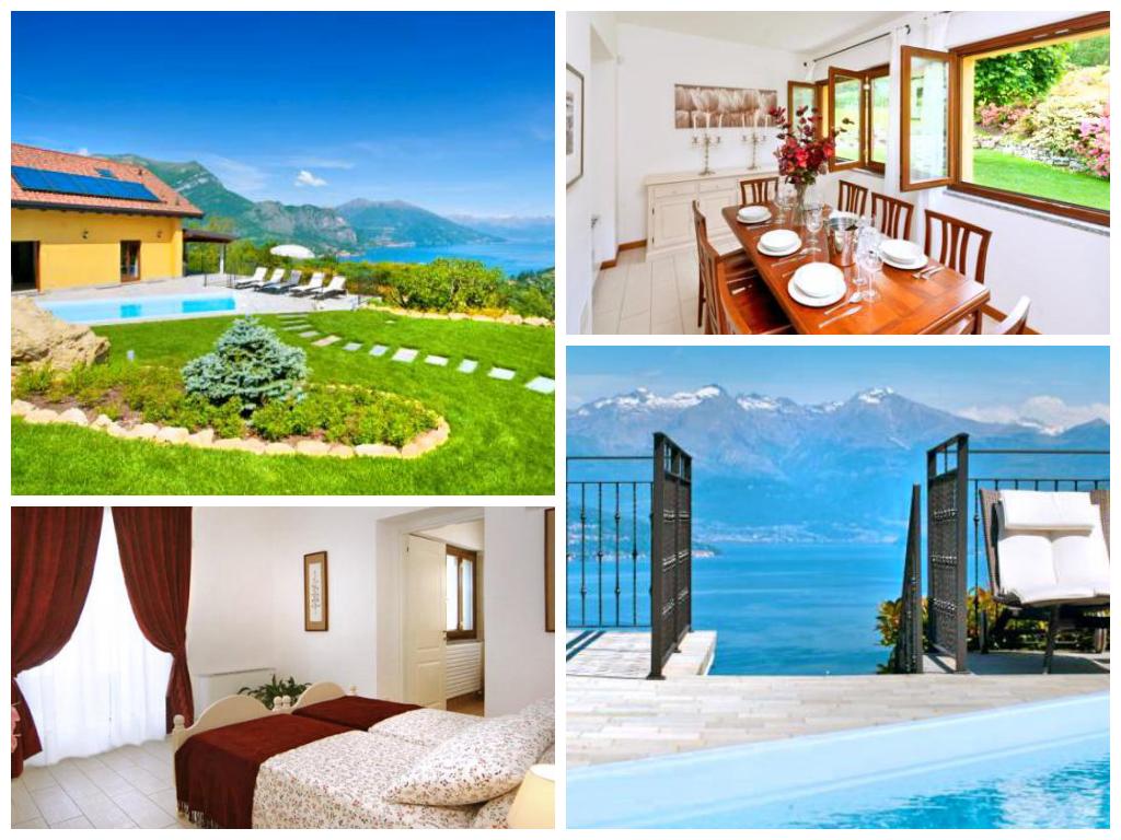 Villa Sonni - Italian Lakes - Villas in Italy - Oliver's Travels