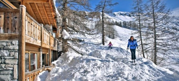 Chalet Mont Blanc, Rhone-Alps - luxury ski chalets to rent - Oliver's Travels