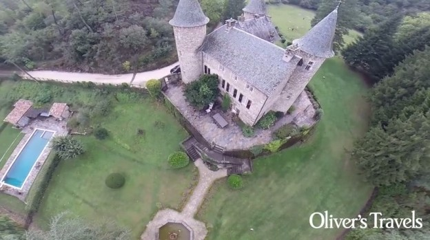 A Bird's Eye View - Luxury Villas to Rent - Oliver's Travels