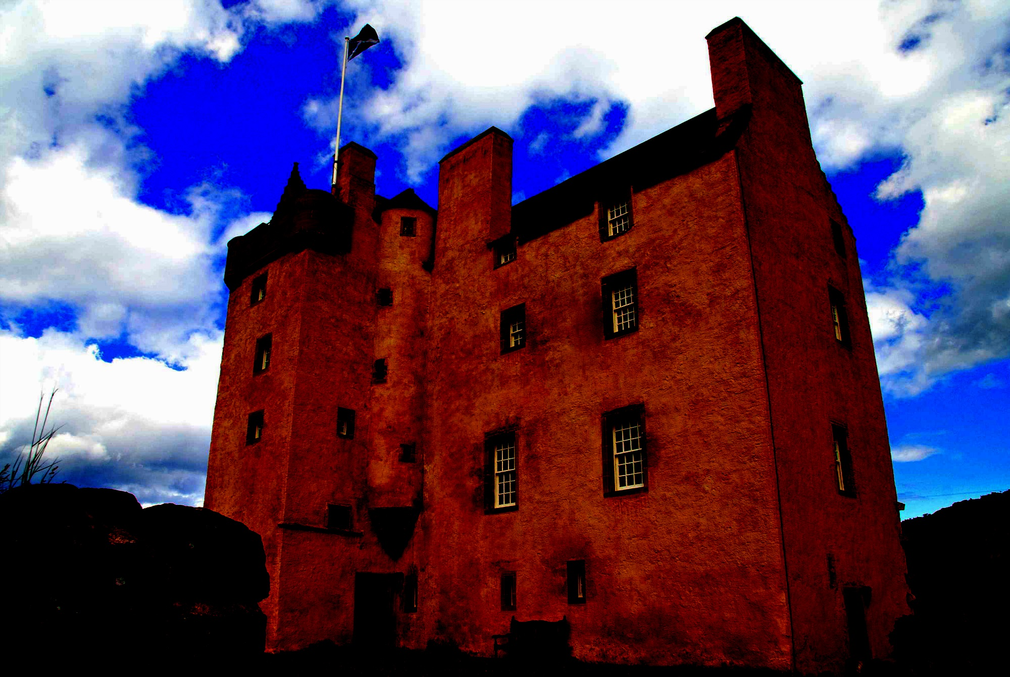 Fenton Tower - Scotland - Luxury Self Catered Holiday Homes - Oliver's Travels