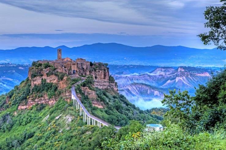 Roccia di Corte, Lazio - Oliver's Travels