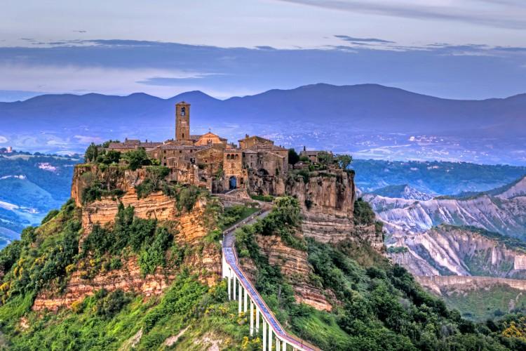 Roccia di Corte - Umbria- Oliver's Travels