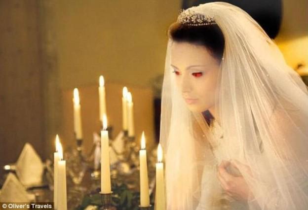 Vampire Bride - Luxury Villas to Rent - Oliver's Travels