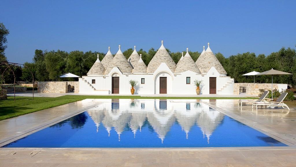 Villa Trullo - Puglia - Italy - Oliver's Travels