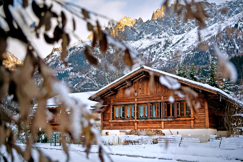 Chalet Lombarde - Rhone-Alpes - Oliver's Travels