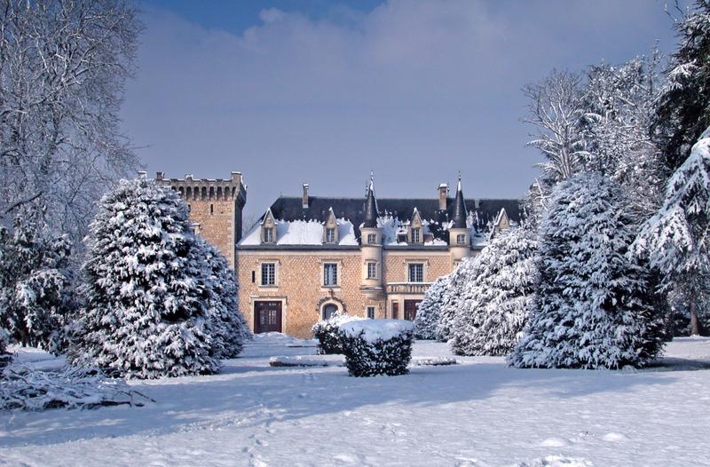 Chateau de la Croix - Vendee & Charente - Olivers Travels