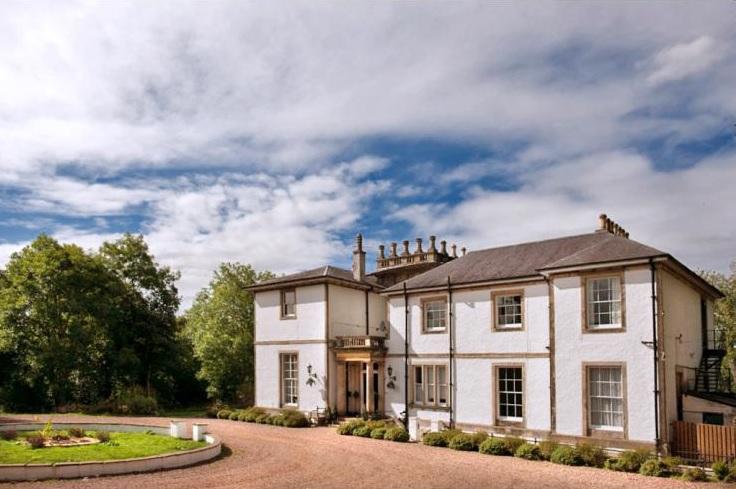 Gorebridge House - Scotland - Party Houses to Rent - Oliver's Travels