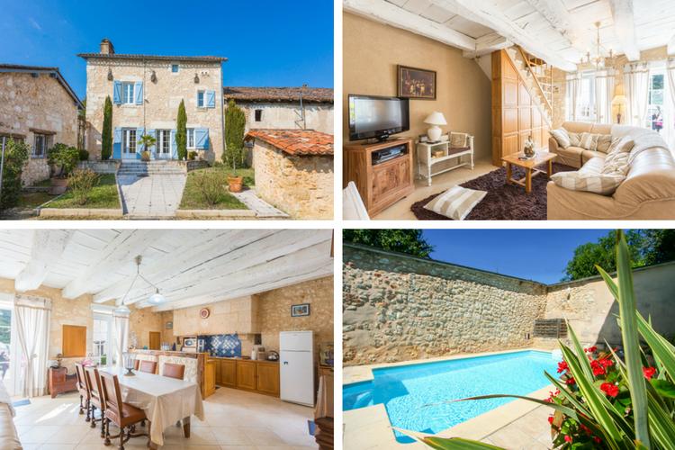 Jaumarie - Dordogne - Oliver's Travels