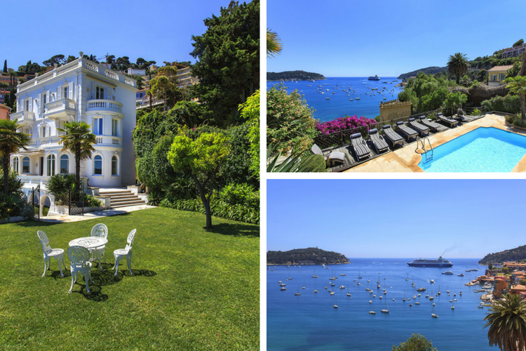 Villa Sol – Nice – Oliver's Travels