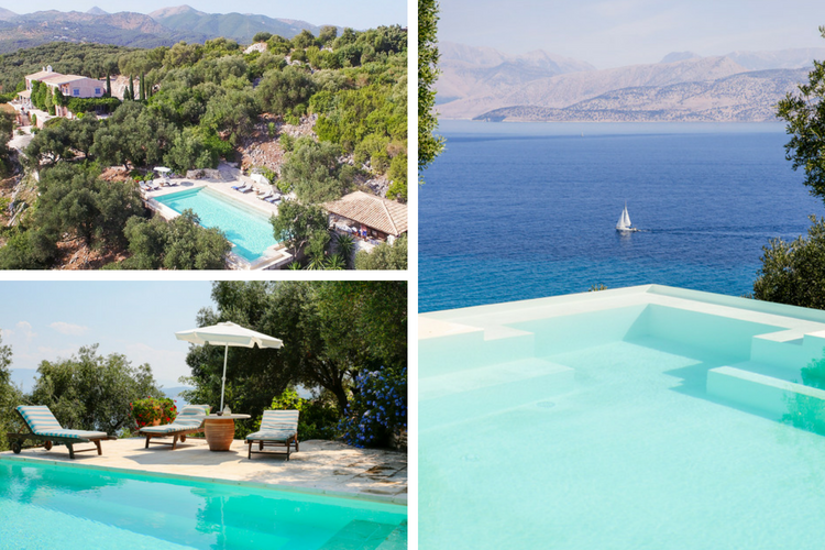 Villa Anatoli - Corfu -Oliver's Travels