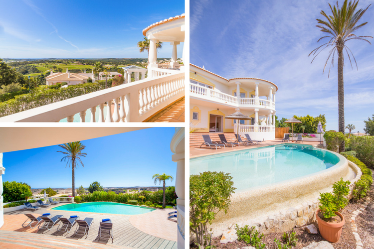 Villa Talulla - Algarve - Oliver's Travles