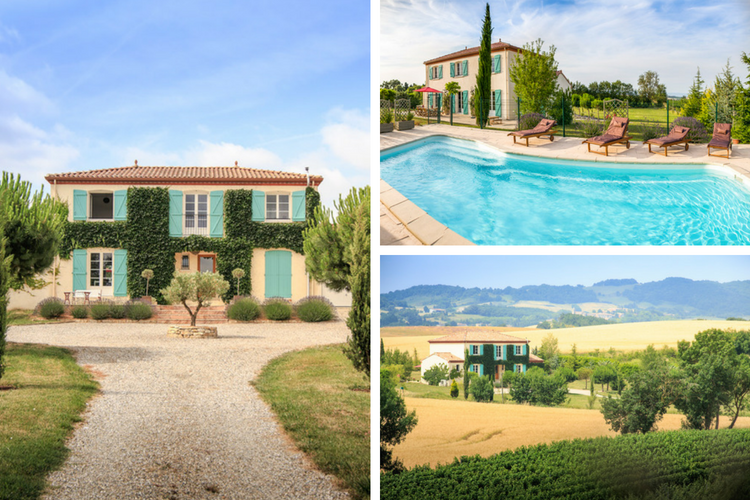 Bastide Bellegarde – Languedoc – Oliver's Travels