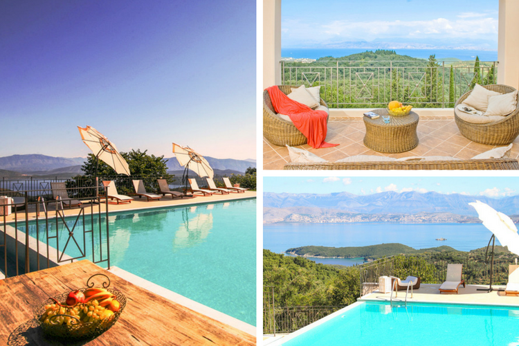 Villa Althea – Corfu – Oliver's Travels