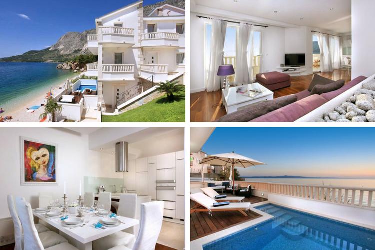Villa Morro - Dalmatia - Oliver's Travels