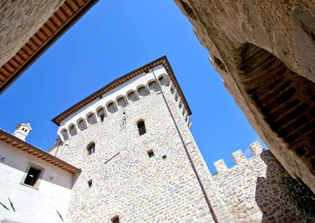 Castello Gubbio - Umbria - Oliver's Travels