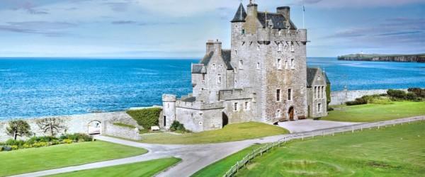 Gunn Castle - Scotland - Oliver's Travels (1)