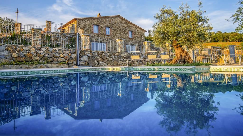 Casale Cocca - Lazio - Oliver's Travels