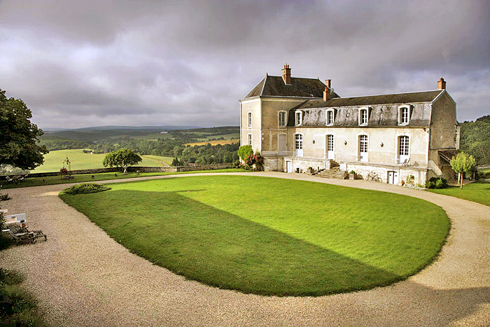 Chateau De Malley - Burgundy - Oliver's Travels