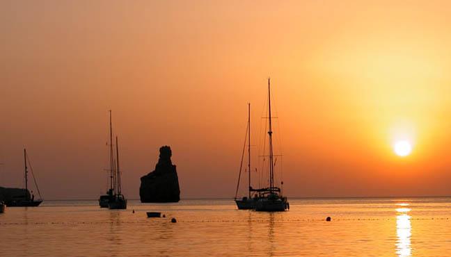 Ibiza Sunset - Photo @Josep Xamonich