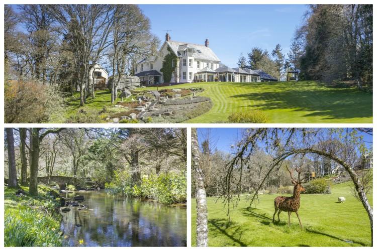 Puggiestone House - Devon - Oliver's Travel