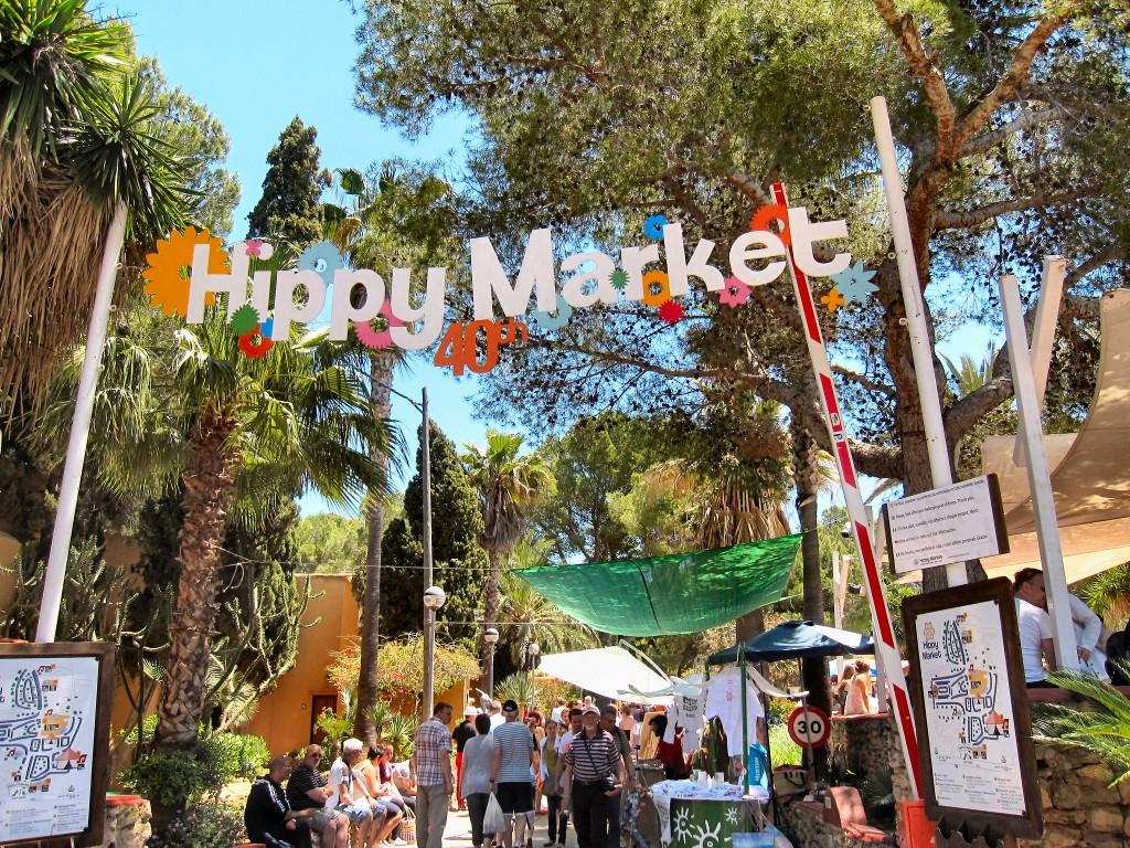 Hippy Market Ibiza - Photo @Ronald Saunders