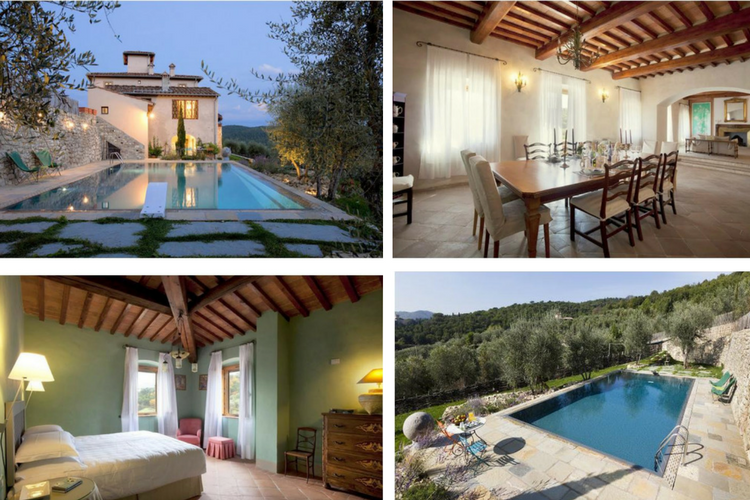 Villa Leopolda - Tuscany - Oliver's Travels