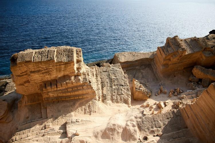 Atlantis Quarry Ibiza
