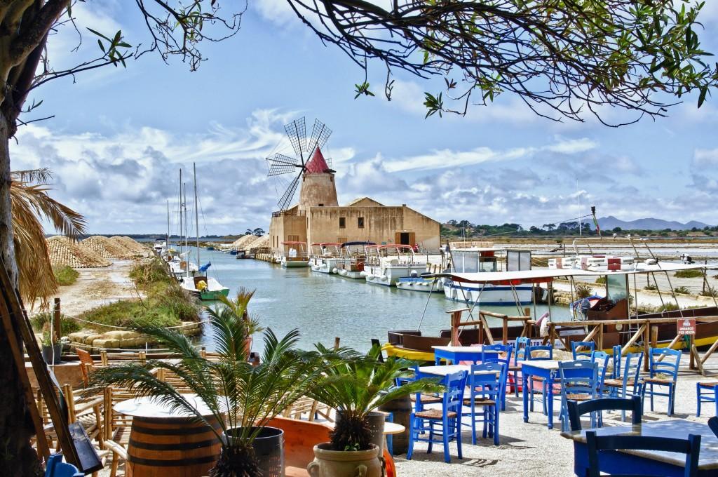 Mamma Caura Restaurant - Sicily, Italy