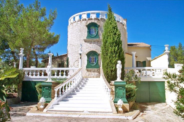 Villa Romane, France
