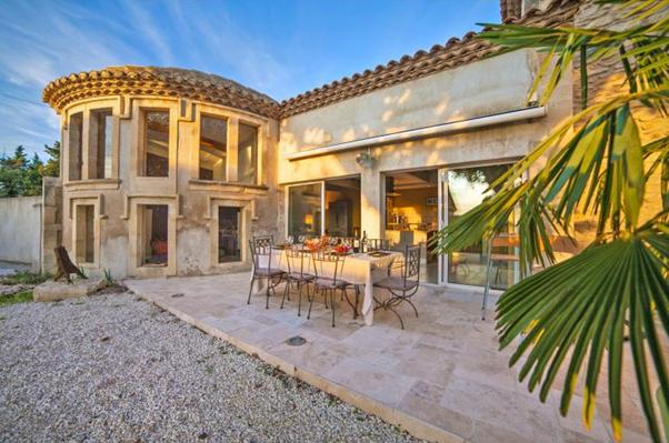 Villa Mas Auralina, France