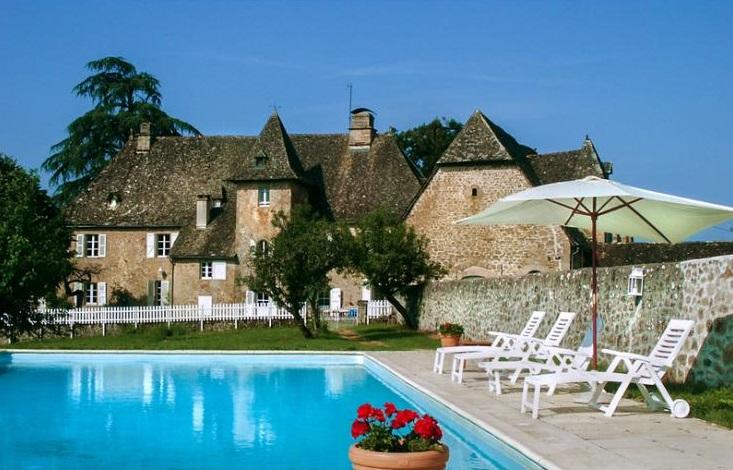 Chateau De Camiller, Auvergne - Limousin - Oliver's Travels