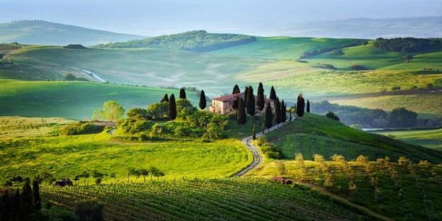 Chianti Villa - Tuscany - Oliver's Travels