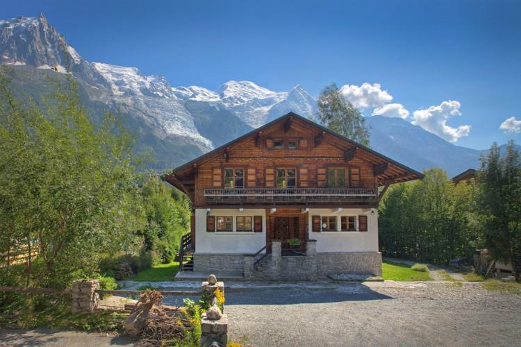 Chalet Poudreuse, Chamonix