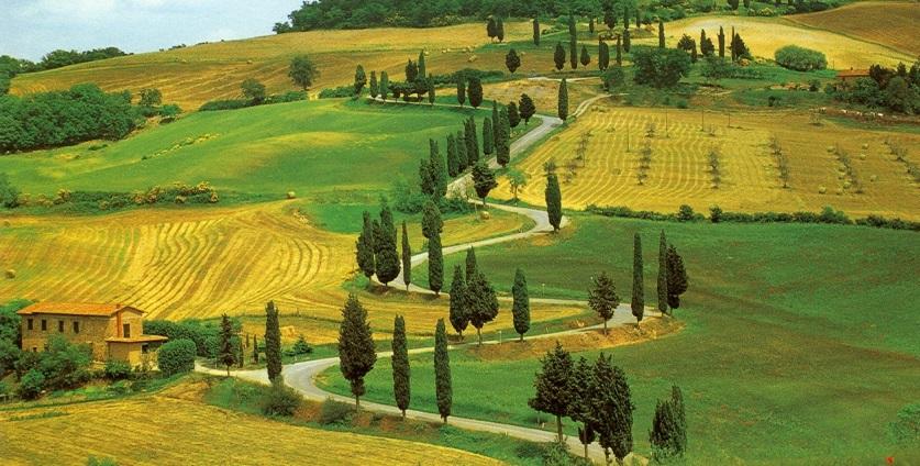 Beautiful Nature, Tuscany