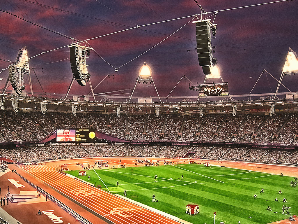 Olympic Stadium, London - Rugby World Cup Accommodation - Oliver's Travels