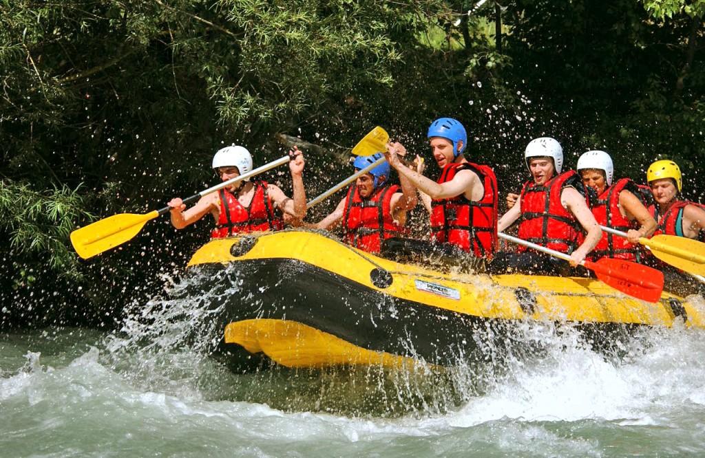 Feel the adrenaline!