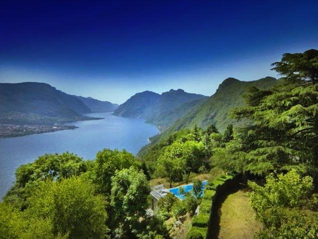 Villa Bella - Italian Lakes - Oliver's Travels