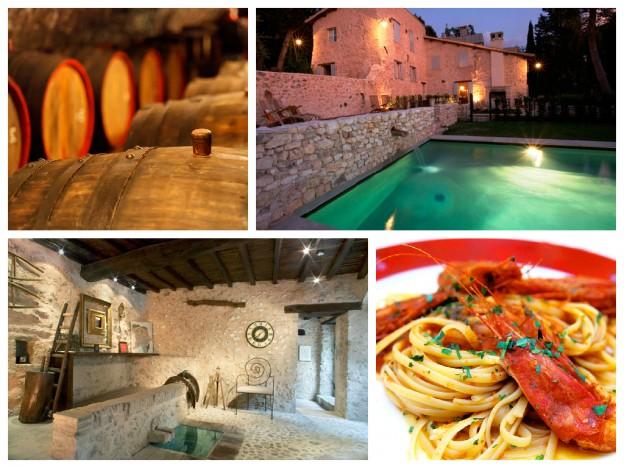 Villa Santini, Umbria   Oliver's Travels