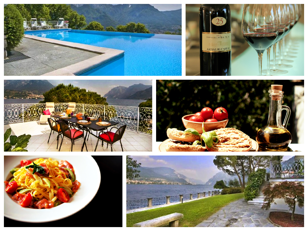 Luxury Villas in Italian Lakes - Oliver's Travels