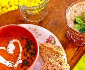 french vegetarian restaurants