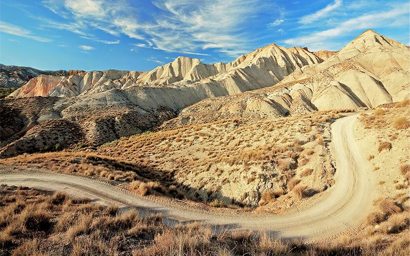 Desierto de Gorafe, Andalucia