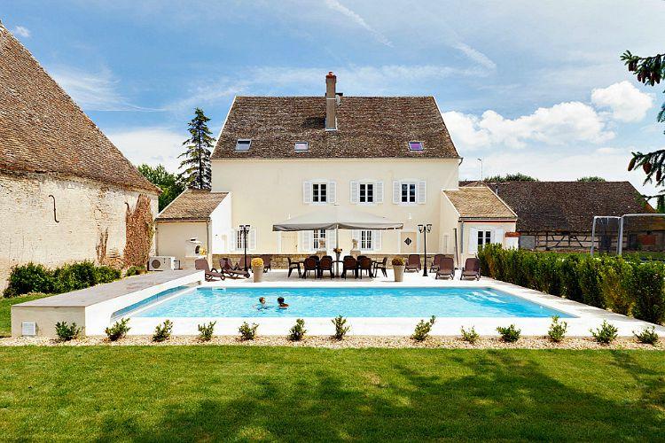Maison du Doubs,-Burgundy - France