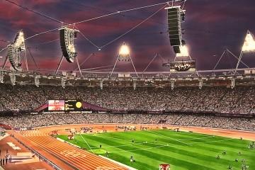 Olympic Stadium, London - Oliver's Travels