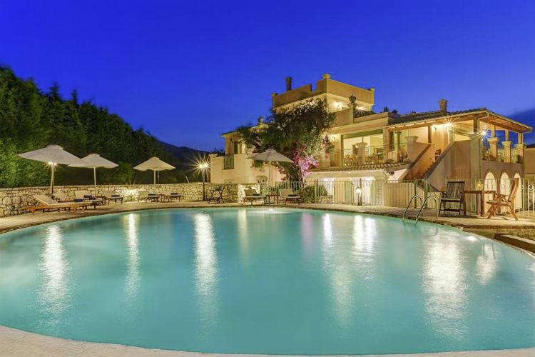 Villa Athina, Ionian Islands, Corfu - Oliver's Travels